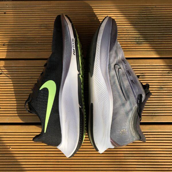 Porównanie Nike Zoom Pegasus 37 vs Nike Zoom Fly 3