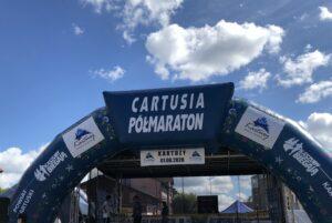 relacja z III Cartusia Półmaraton